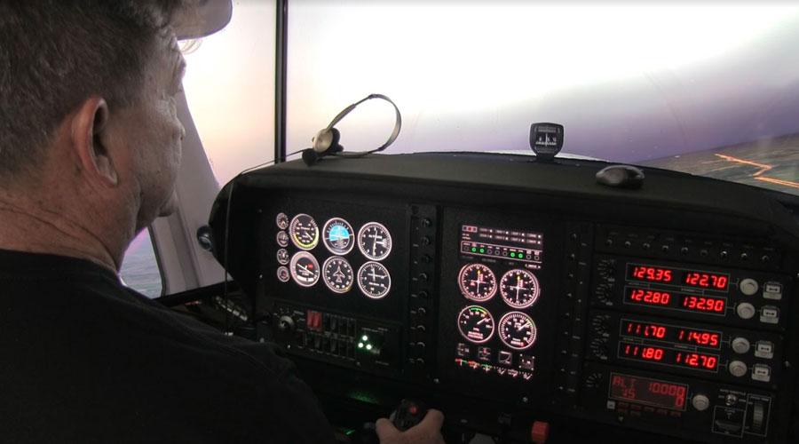 Flightpanel Flight Simulator Instrument Panels Cockpits Dashboards