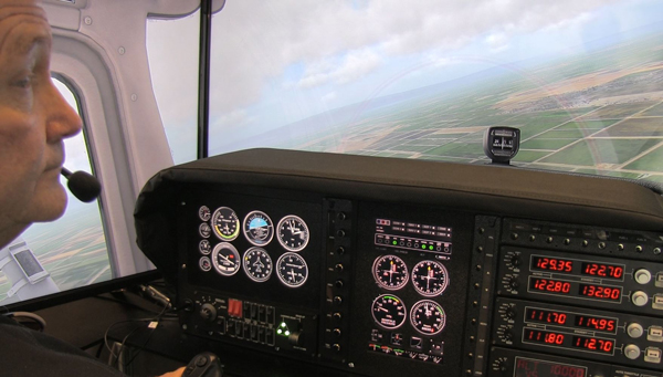FlightPanel-Dash™ Full Size Flight Sim Instrument Panels, Dashes